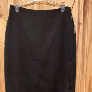 A new Day Black Pencil Skirt Size 6